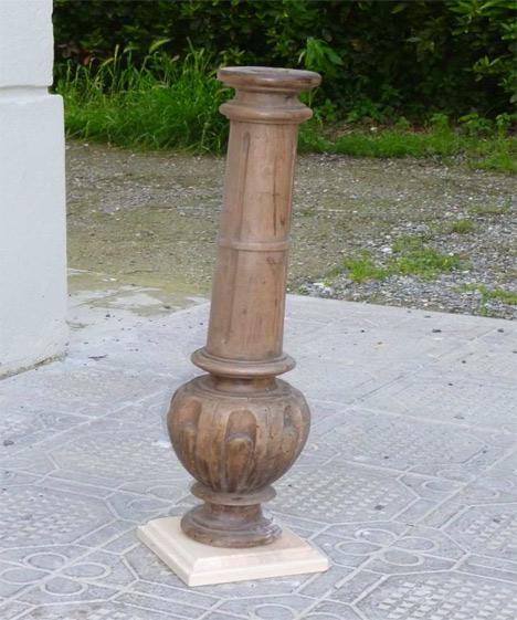Accessori e complementi d 39 arredo produzione da frammenti - Base per lampada da tavolo ...
