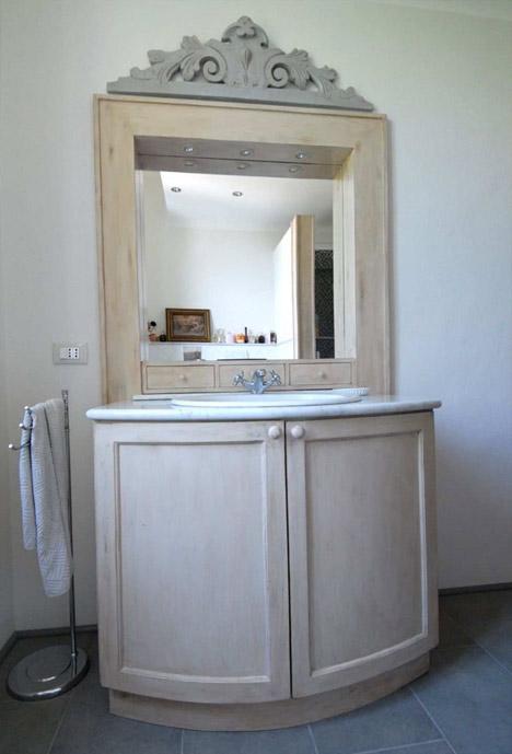 Arredamenti su misura pisa mobili su misura falegnameria nino guidi - Arredamento da bagno ...
