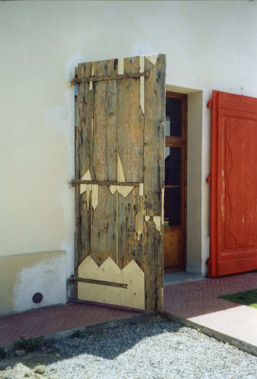 Finestre antiche in legno - Restauro finestre in legno ...